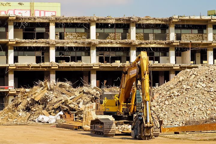 What's Involved In A Demolition?