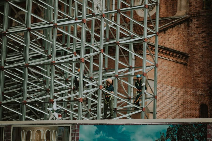 What Makes Scaffoldings So Important In Construction?