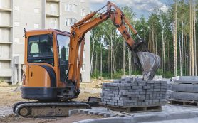 How You Can Get Your Project Done Around The Home Quickly And Safely By Looking Into Cheap Mini Excavator Hire