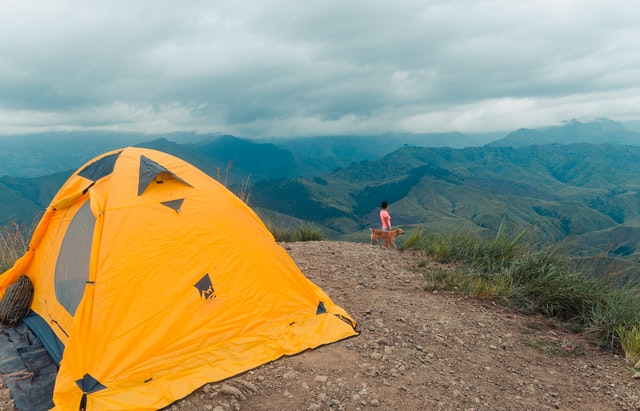 What To Expect From A Camp Tent Hire